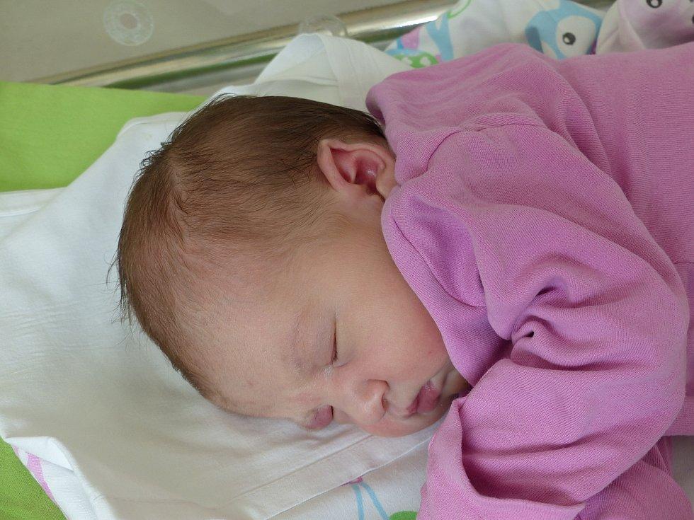 Eliška Vajlichová se narodila 4. července 2020 v kolínské porodnici, vážila 3690 g a měřila 50 cm. Do Polních Voděrad odjela s brášky Filipem (13), Vojtou (7) a rodiči Michaelou a Arnoštem.