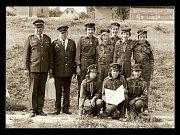 Krajské kolo v Plaňanech 1981 žáci