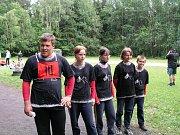 Krajské kolo Stochov 2004 žáci
