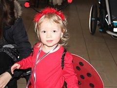 Dětský karneval v Sendražicích