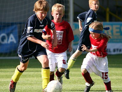 V utkání přípravek FK Kolín B – Velký Osek se z výhry radovali hosté v poměru 3:0.