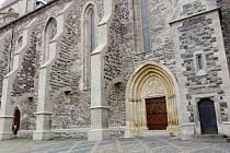 Kolínský chrám svatého Bartoloměje