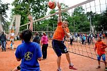 KSD - sportovní aerobik a volejbal