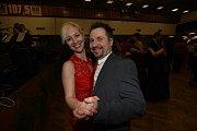 Myslivecký ples v Kolíně