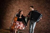 Kristina Vocetková a Milan Řehák zahrají na dalším krásném společném koncertu.