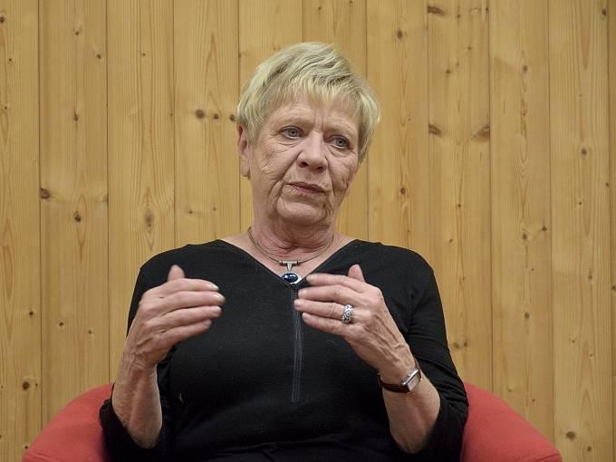 Jaroslava Obermaierová oslavila narozeniny na začátku měsíce.