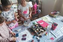 Muzeum dětem přichází s tvořivými středami. Přidáte se?