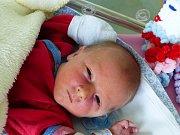 Filip Líbal se narodil 18. května 2019, vážil 2485 g a měřil 45 cm. V Poříčanech ho přivítal bráška Matěj (4,5) a rodiče Petra a Petr.