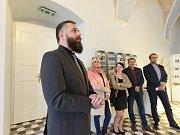 Otevření nového informačního centra v Kolíně