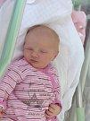 Marie Kylbergerová přišla na svět 6. května 2018. Její míry byly 3560 gramů a 50 cm. V Kolíně bude bydlet s maminkou Lucií, tatínkem Robertem a bratrem Jakubem (14).