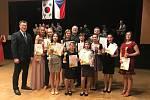 Taehan vítězem taekwondo extraligy za rok 2019.