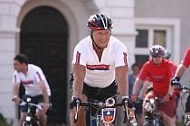 Stejně jako v předchozích letech vyrazí Petr Bendl na hejmanské cyklojízdy.