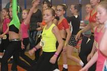 Českobrodská soutěž v aerobiku