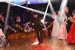 Tentokrát třídě 4. A kolínského Gymnázia patřil první únorovou sobotu maturitní ples vkolínském Městském společenském domě