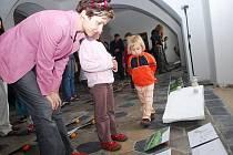 Zahájení výstavy návrhů pro českobrodský park