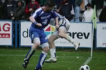 Z utkání Kolín - Liberec (0:3)