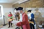 Pod názvem Masopust držíme, nic si spolu nevadíme, pospolu… připravili pracovníci kolínského Regionálního muzea na první březnovou sobotu akci týkající se právě tohoto lidového zvyku.