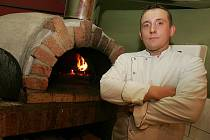 Pizzerie restaurant Museum a Radek Ulom