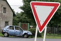 Autonehoda, Kbílek 29.5.2009