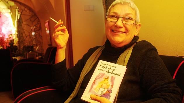 Kolínská spisovatelka Irena Fuchsová