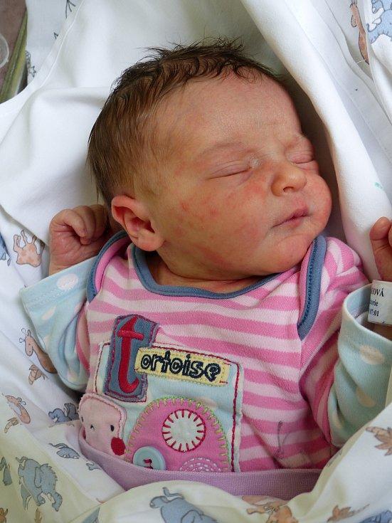 Nella Viktorie Hovorková přišla na svět 9. května 2018. Měřila 3290 gramů a vážila 49 cm. V Kolíně ji přivítali tatínek Jiří, maminka Nikola a bratr Dominik (18).