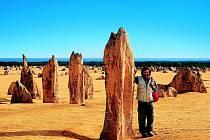 Leoš Šimánek v Austrálii
