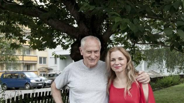 Mnislav Zelený Atapana a Martina Kociálnová