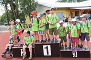Děti si užily soutěžně zábavné klání.