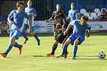 Z utkání FK Kolín U19 - Roudnice nad Labem (4:1).