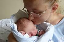 Filip Velehradský se narodil 9. června 2020 v kolínské porodnici, vážil 2890 g a měřil 48 cm. V Malešově bude vyrůstat s maminkou Karolínou a tatínkem Janem.