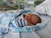 Matyáš Rýzner se narodil 21.11.2018 s mírami 2275 g a 45 cm. V Kolíně ho přivítá bráška Filip (3) a rodiče Monika a Jakub.