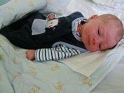 Hugo Lacman se narodil mamince Evě dne 30. ledna 2018. Po porodu vážil 3010 gramů a měřil 49 cm. Tatínek Jan je s maminkou přivítá v rodném Kolíně.