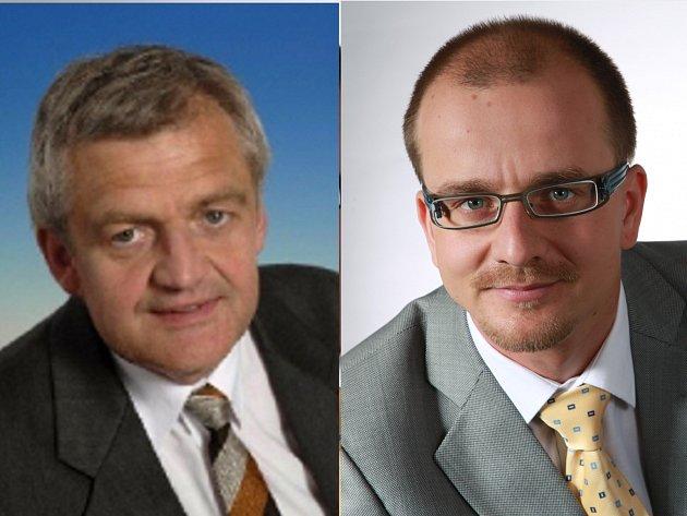 Pavel Jetenský, Marek Semerád