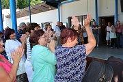 Nebovidy oslavily 750 let od první zmínky o obci
