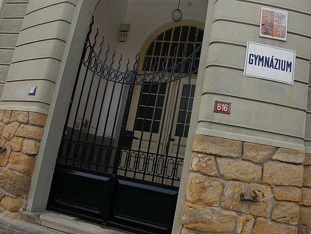 Gymnázium Český Brod.