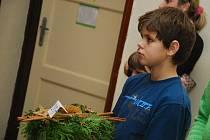 Vánoční jarmark v poříčanské škole