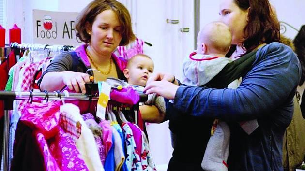 Maminky na mateřské dovolené chtějí být aktivní.