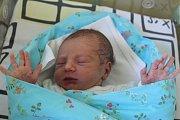 Matyas Hnátek přišel na svět v kolínské porodnici 10. dubna 2018, měřil 49 centimetrů a vážil 2720 gramů. Svého prvorozeného syna si maminka Andrea a tatínek Milan odvezli domů do Poboří u Plaňan.