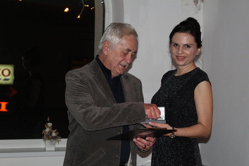Imatrikulační ceremoniál Jiřího Šafaříka