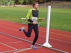 90. ročník Drozdova lesního běhu měl rekordní účast.
