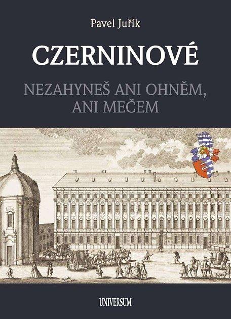 Obálka knihy Czerninové. Nezahyneš ani ohněm ani mečem