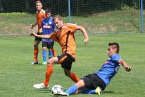 Z utkání FK Kolín - Liberec juniorka (2:1).
