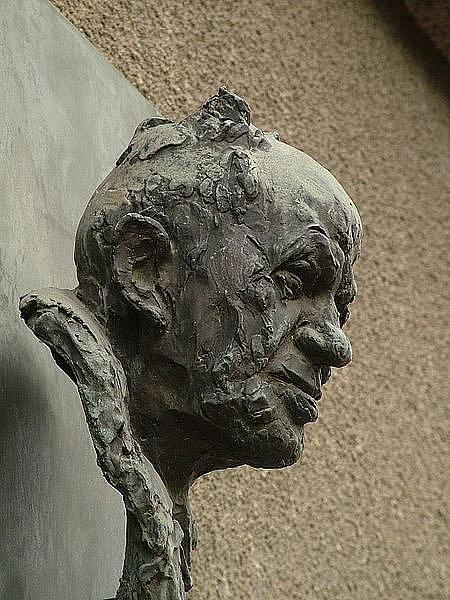 busta Josefa Sudka