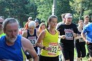 Z jedenáctého ročníku běžeckého závodu Kolínská desítka, sobota 26. srpna 2017.