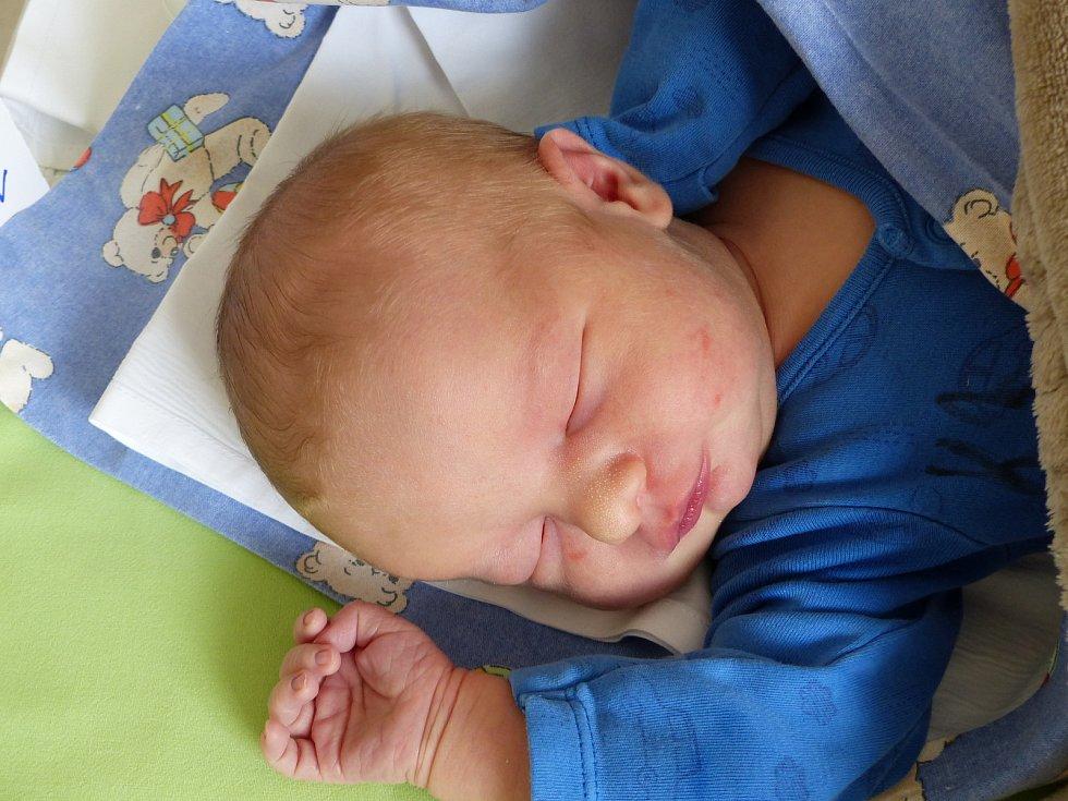 Štěpán Honzl se narodil 28. dubna 2021 v kolínské porodnici, vážil 3820 g a měřil 52 cm. V Konárovicích ho přivítali sourozenci Matěj (17), Tereza (14) a rodiče Petra a Štěpán.