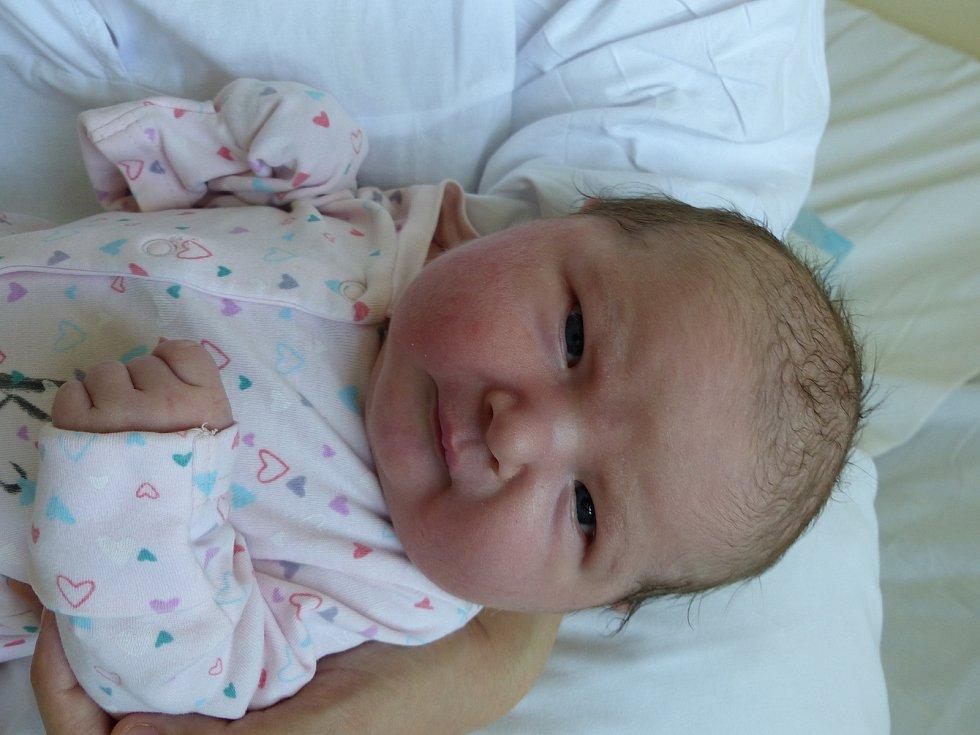 Emilia Piotrowska se narodila 17. května 2020 v kolínské porodnici, vážila 5000 g a měřila 53 cm. Do Úmonína odjela s bráškou Petrem (13) a rodiči Kamilou a Tomaszem.