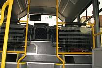 Z představení nových autobusů veřejnosti v lednu 2020.