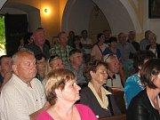 Setkání příslušníků rodu Steklých v Žehuni