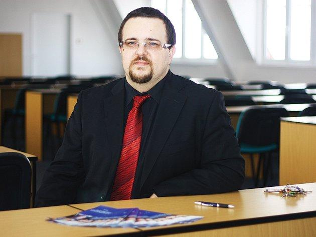Kolínský politolog Jiří Kohoutek