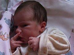 Ellen Pršalová se narodila 23. dubna 2018. Po porodu vážila 3170 gramů a měřila 50 cm. S maminkou Terezou a tatínkem Michalem se rozjede do Sán.